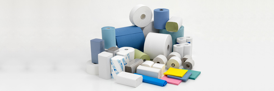 Cleaning Paper Products